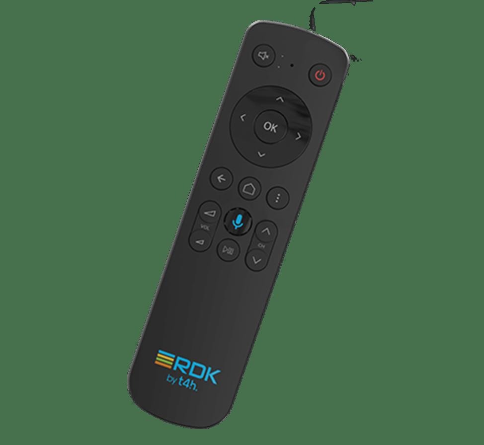 T4H Remote control